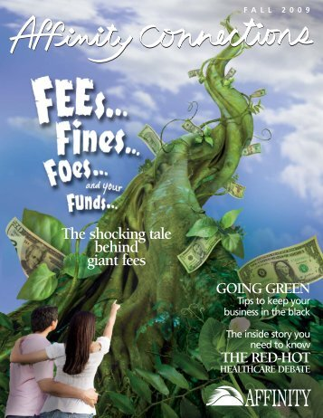 Fall 2009 - Affinity Federal Credit Union