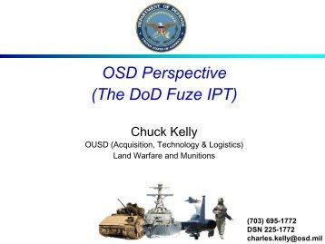 OSD Perspective - Defense Innovation Marketplace