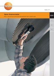 Product Brochure (604.11 KB) - Testo