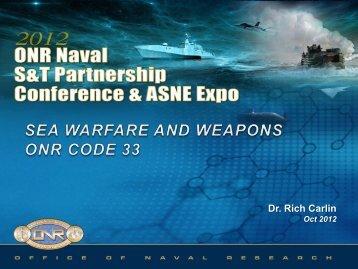 Seawarfare & Weapons - Defense Innovation Marketplace