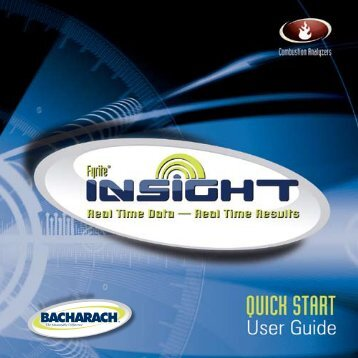 Bacharach Insight - ControlTrends