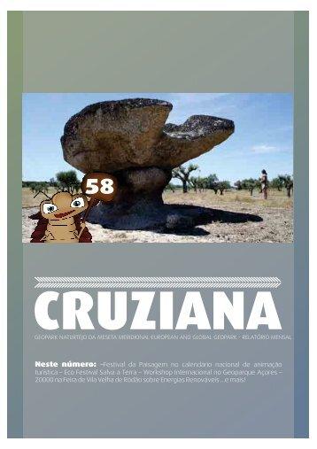 Cruziana Report nº 58 - Geopark Naturtejo