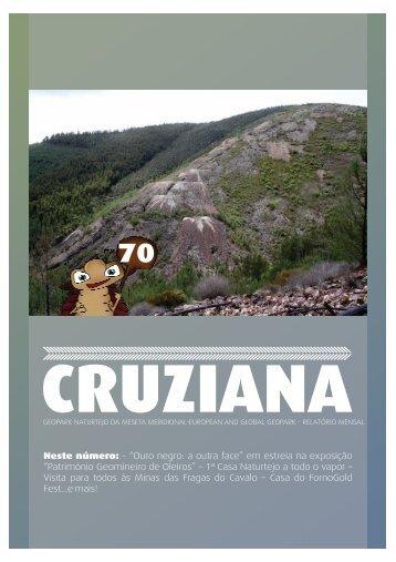 Cruziana Report 70 - Junho PT - Geopark Naturtejo