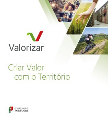 Brochura Valorizar - Turismo de Portugal