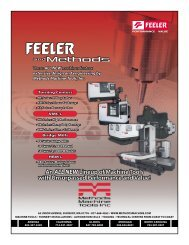 to Download the Brochure - Methods Machine Tools