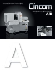 Download Technical Specs (PDF) - Methods Machine Tools