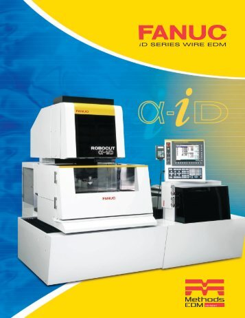 iD SERIES WIRE EDM - Methods Machine Tools