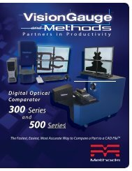 Download Brochure - Methods Machine Tools