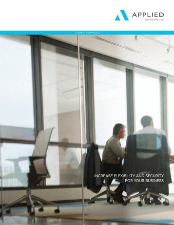 Read the Brochure - Applied Systems, Inc.
