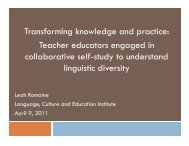 Language Culture Education Institute - Cardinal Stritch University