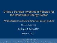 Presentation_Ellen Eliasoph - American Council On Renewable ...