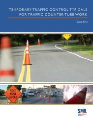 Temporary Traffic Control Guidelines for Installation/Removal of ...