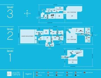 Floor Plan - Pacific Centre
