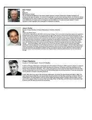 Handout 1 - Minnesota Analytics Forum