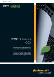 CONTI Laserline CCX - Daetwyler USA