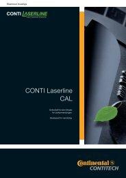 CONTI Laserline CAL - Daetwyler USA