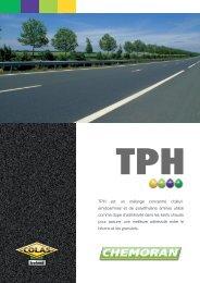 TPH est un mélange concentré d'alkyl- amidoamines et ... - Chemoran