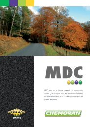 MDC est un mélange spécial de composés azotés gras ... - Chemoran