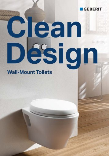 The Possibilities... - Bathroom Design with Geberit Sanitary ...
