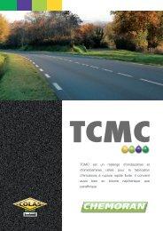TCMC est un mélange d'imidazolines et d'amidoamines ... - Chemoran