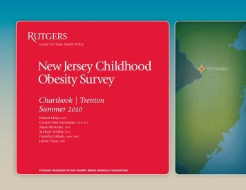 Trenton Children's - Center for State Health Policy, Rutgers University
