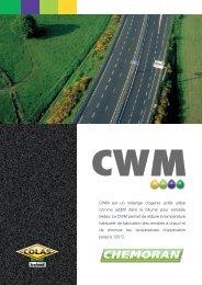 CWM est un mélange d'agents actifs utilisé comme ... - Chemoran