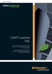 CONTI Laserline CSL - Daetwyler USA