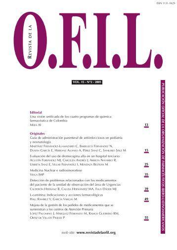 Guía de administración parenteral - Revista de la Ofil