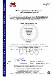 Module B Certificate_KAT-100 - Seatech