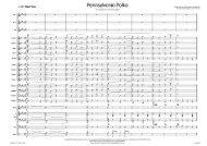 Pennsylvania Polka - published score sample ... - Lush Life Music