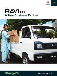 FIAVI EFi - Pak Suzuki Motor Co. Ltd.