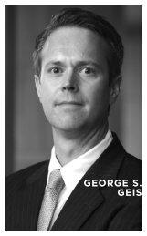 GEORGE S. GEIS - University of Virginia School of Law