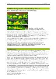 Marktforschung setzt auf Eye Tracking und Co - Werbedesign