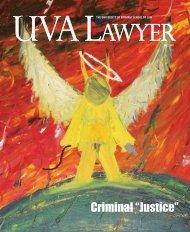"Criminal ""Justice"" - University of Virginia School of Law"