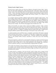 Moving Toward a Single Currency - Feb 23, 2007