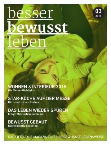 besser bewusst leben 03/2015