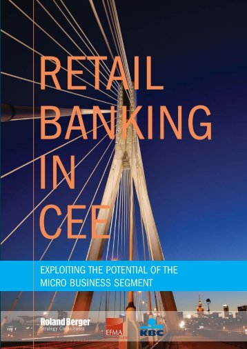 Retail banking in CEE - Roland Berger