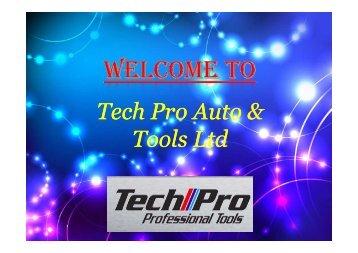 Tech Pro Auto & Tools Ltd