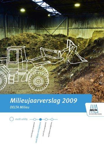 Milieujaarverslag 2009
