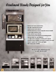 View Product Brochure - Lieberman Companies