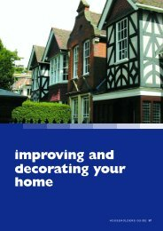 improving and decorating your home