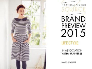 Brand Preview 2015 Lifestyle