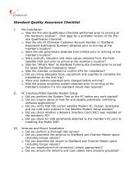 Standard Quality Assurance Checklist (2 Page Version) (PDF 26.3 KB)