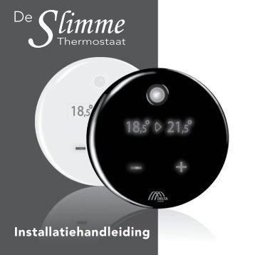 Installatiehandleiding De Slimme Thermostaat