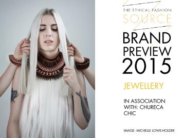 Brand Preview 2015 Jewellery