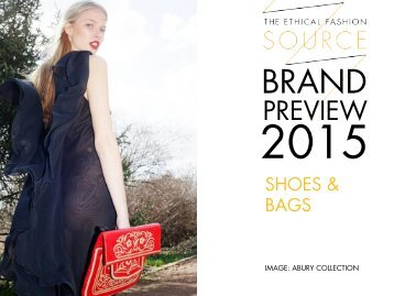 Brand Preview 2015 Shoes & Bags