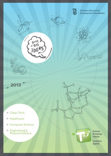 Get the 2012 edition of our Book of Big Ideas! - Technion ...
