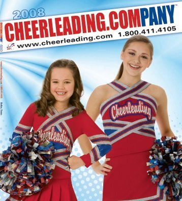 2008 Catalog - Cheerleading Company