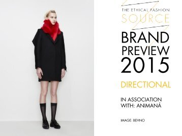 Brand Preview 2015 Directional