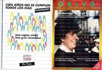 Revista Informativa de Torrelavega - Marzo 1995